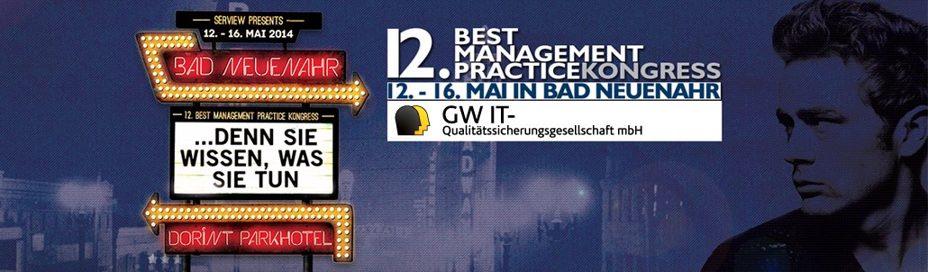 Best Management Practice Congress 2014