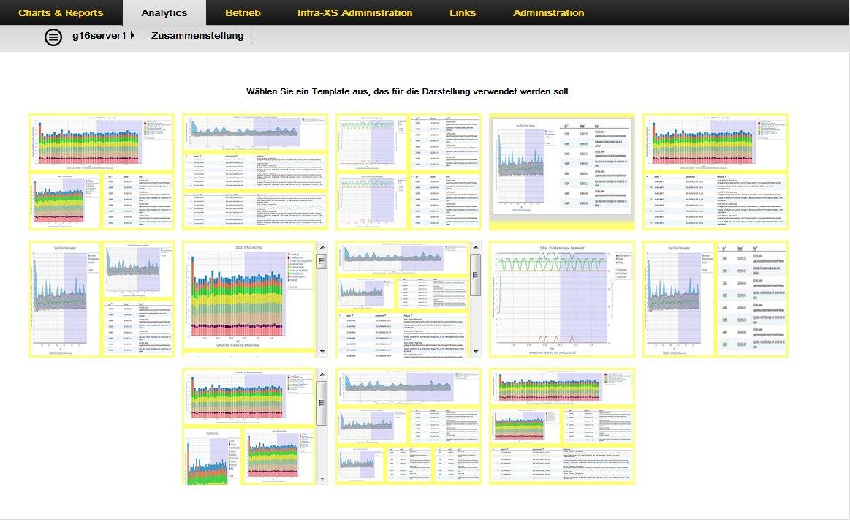 Darstellungs-Templates im Analyse-Portal