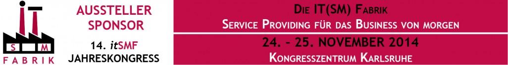 itSMF Jahreskongress 2014